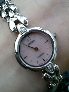 時をかけた時計